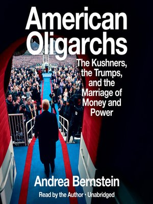 cover image of American Oligarchs
