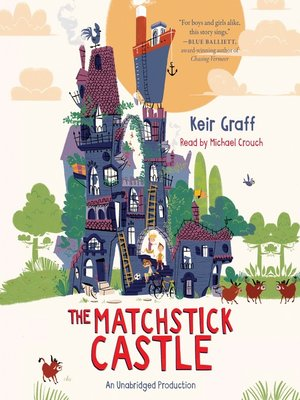 cover image of The Matchstick Castle