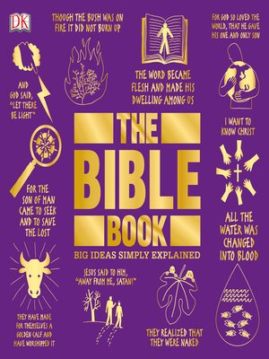 cover image of The Bible Book