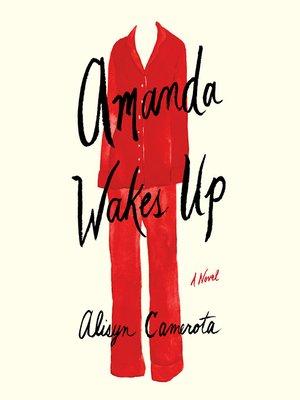 cover image of Amanda Wakes Up