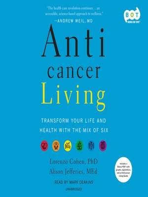 cover image of Anticancer Living