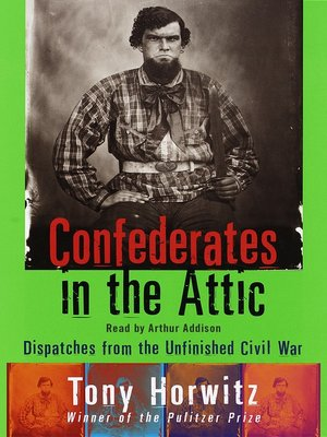 cover image of Confederates in the Attic