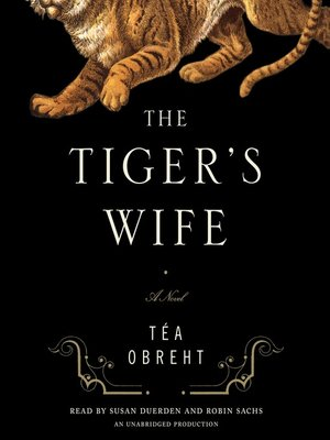 cover image of The Tiger's Wife