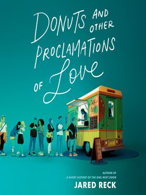 cover image of Donuts and Other Proclamations of Love