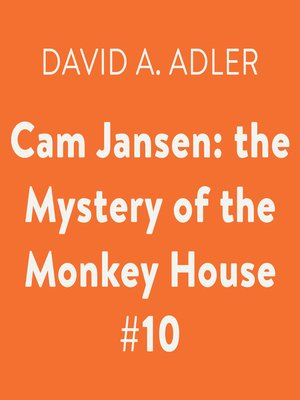 cover image of The Mystery of the Monkey House