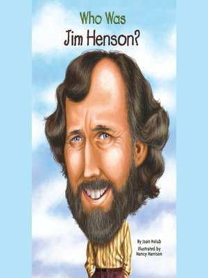 cover image of Who Was Jim Henson?