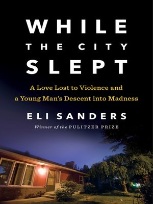 cover image of While the City Slept
