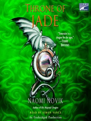 cover image of Throne of Jade