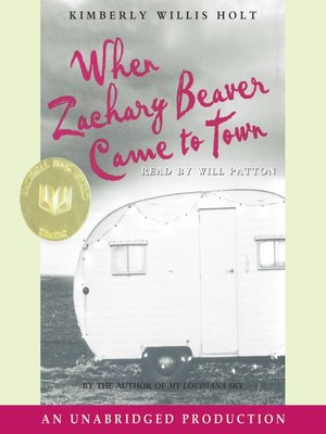 cover image of When Zachary Beaver Came to Town