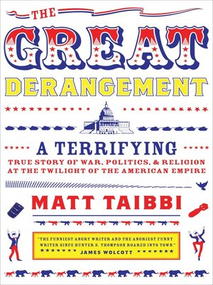 cover image of The Great Derangement