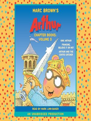 cover image of Marc Brown's Arthur Chapter Books, Volume 5