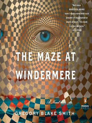 cover image of The Maze at Windermere