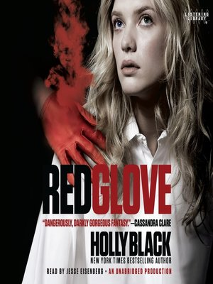 cover image of Red Glove