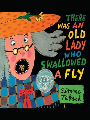 cover image of There Was an Old Lady Who Swallowed a Fly