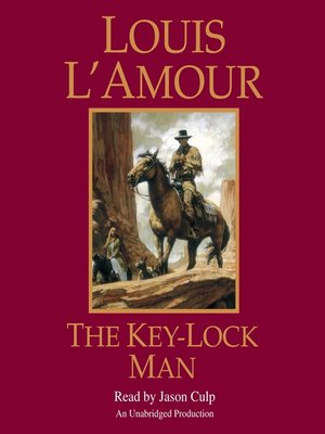 cover image of The Key-Lock Man
