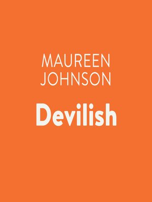 cover image of Devilish