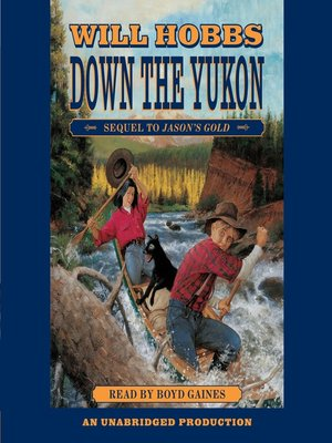 cover image of Down the Yukon