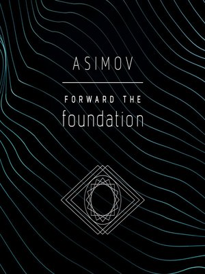 cover image of Forward the Foundation