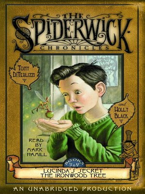 cover image of The Spiderwick Chronicles, Volume II