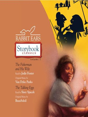 cover image of Rabbit Ears Storybook Classics, Volume 3