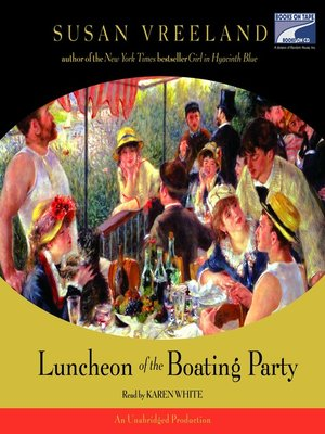 cover image of Luncheon of the Boating Party