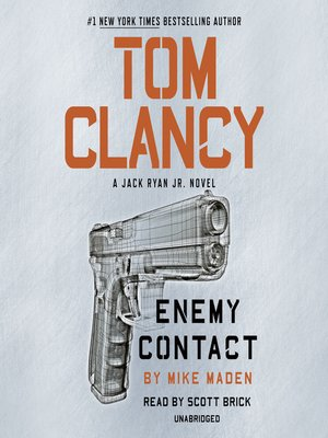 cover image of Tom Clancy Enemy Contact