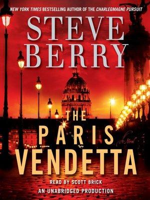 cover image of The Paris Vendetta
