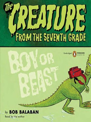 cover image of Beast or Boy