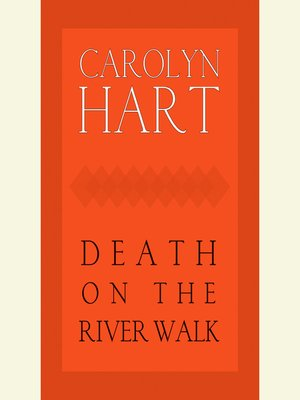 cover image of Death on the River Walk