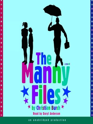 cover image of The Manny Files
