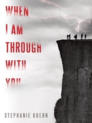 cover image of When I Am Through with You