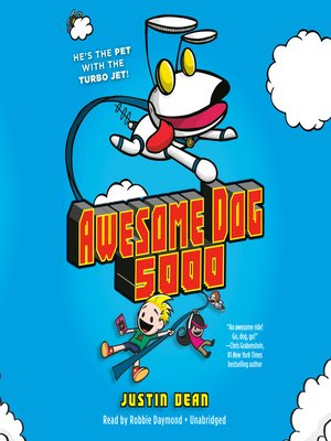 cover image of Awesome Dog 5000