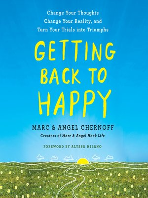 cover image of Getting Back to Happy