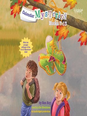 cover image of Calendar Mystery Series, Books 7-12