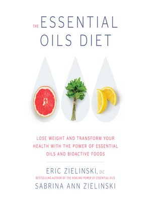 cover image of The Essential Oils Diet