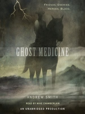 cover image of Ghost Medicine