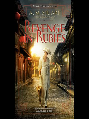 cover image of Revenge in Rubies