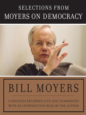 cover image of Moyers on Democracy