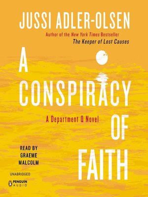 cover image of A Conspiracy of Faith