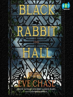 cover image of Black Rabbit Hall