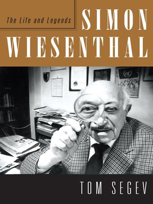 cover image of Simon Wiesenthal