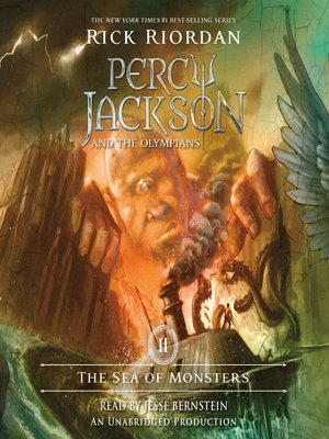 Percy Jackson and the Sea of Monsters by Rick Riordan · OverDrive ...