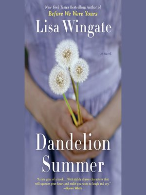cover image of Dandelion Summer