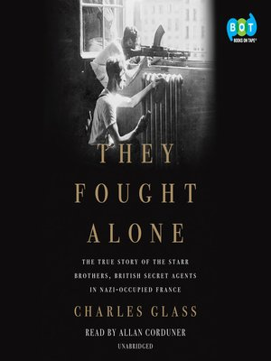 cover image of They Fought Alone