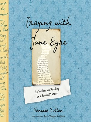 cover image of Praying with Jane Eyre