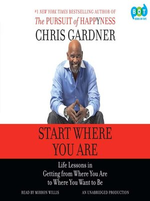 cover image of Start Where You Are