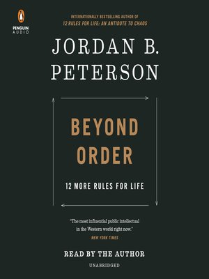 cover image of Beyond Order