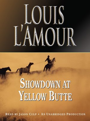 cover image of Showdown at Yellow Butte