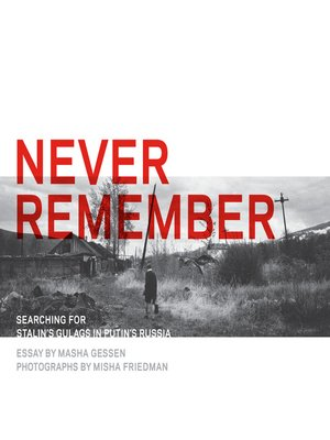 cover image of Never Remember