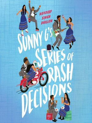 cover image of Sunny G's Series of Rash Decisions